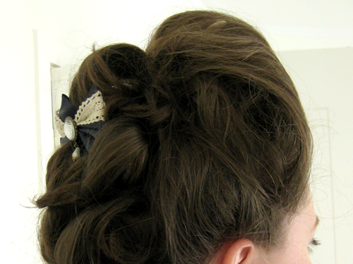 1780's Hair and Makeup Tests