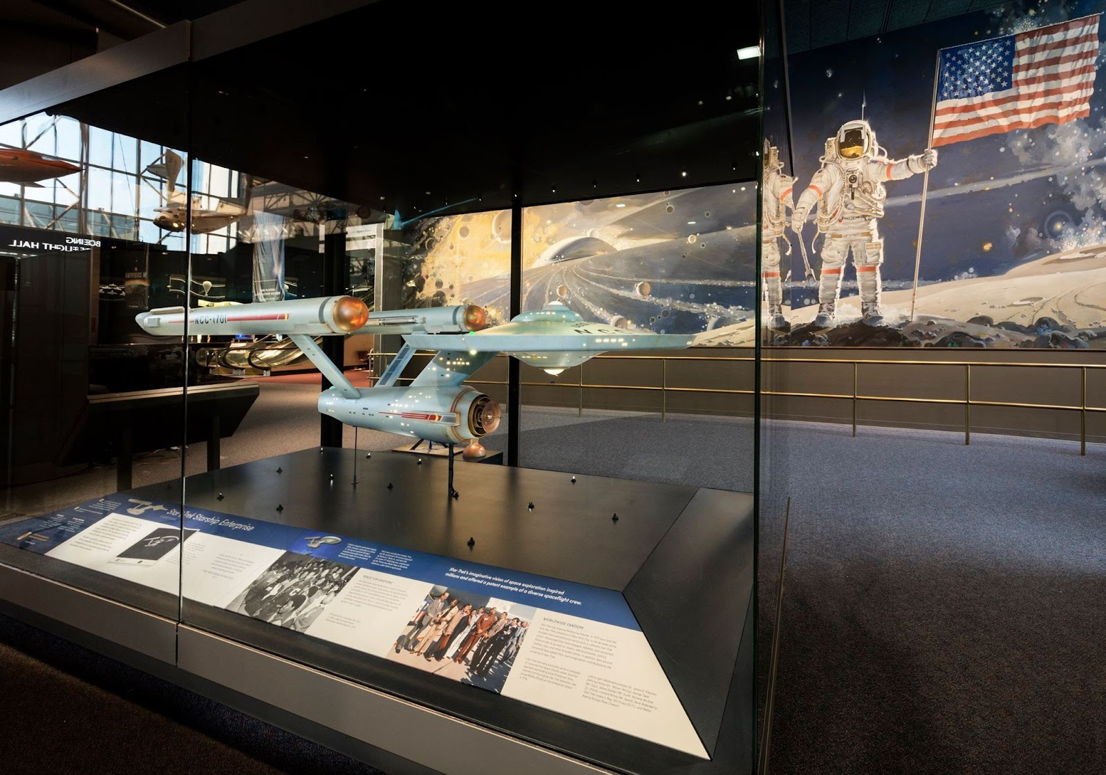 The Trek Collective Amazing Video Of The Smithsonian S