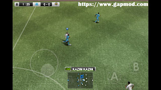 Download PES 2011 Mod 2018 [Aaf Azril] Apk