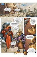 Star Wars - Chevaliers de l'Ancienne République, tome 1 de John Jackson Miller : folle aventure dans les temps anciens