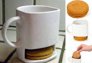 diseño creativo de taza