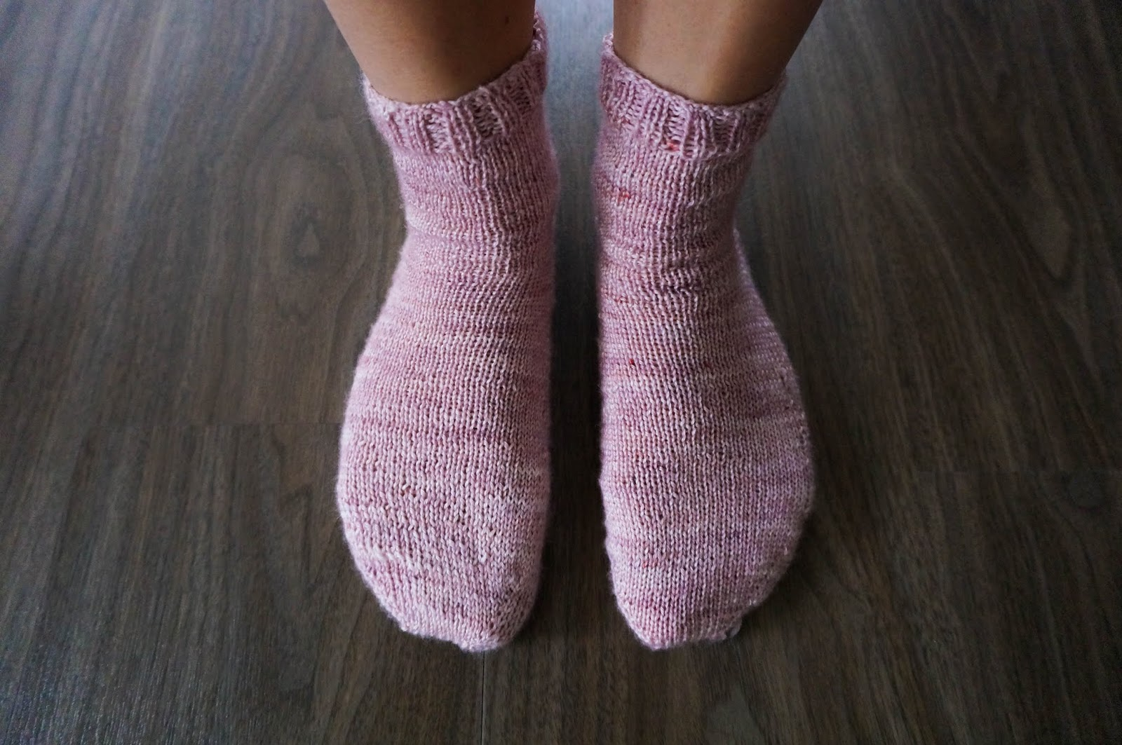 Craftsy class review: My First Toe-Up Socks with Susan B. Anderson