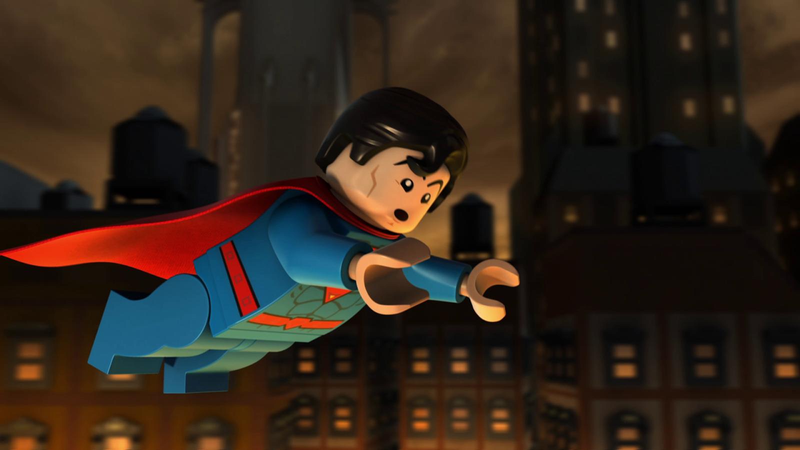 Lego DC Comics Superheroes Justice League - Gotham City Breakout (2016) 1080p BD25 3
