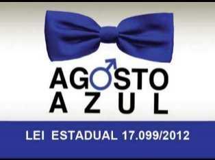 Agosto Azul, campanha de prevenção de saúde do homem, começa amanhã