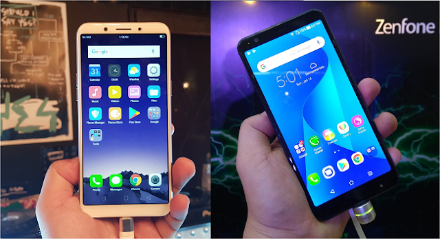 OPPO A83 vs ASUS ZenFone Max Plus Phone Comparison