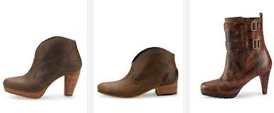 Botines y botas bajas más baratas