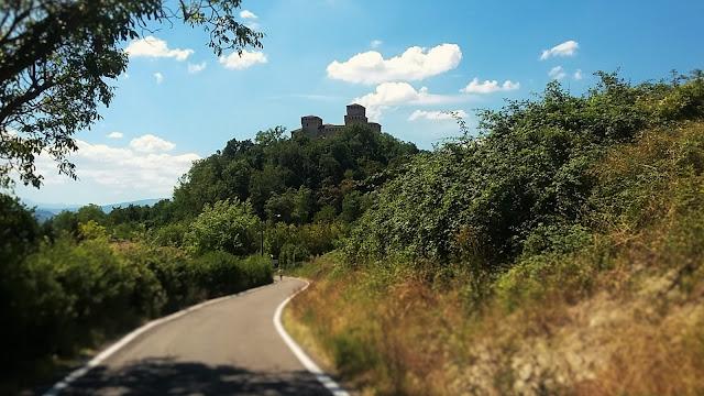 Visitare il castello di Torrechiara