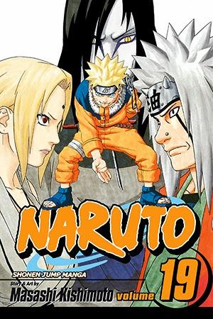 Naruto Tomo 19