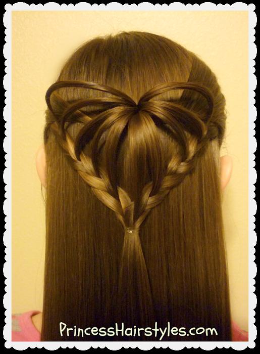 Prime Hairstyles For Girls Princess Hairstyles Valentines Day Short Hairstyles Gunalazisus