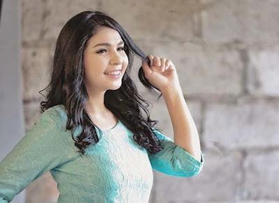 Weni Panca pemeran Nina di Amanah Wali 4