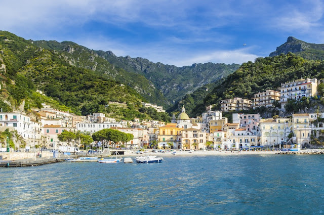 Cetara, Beautiful Amalfi Coast Towns