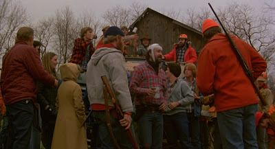 Dawn of the Dead Redneck Hunting Party