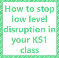 advice for teachers behaviour management in primary school class