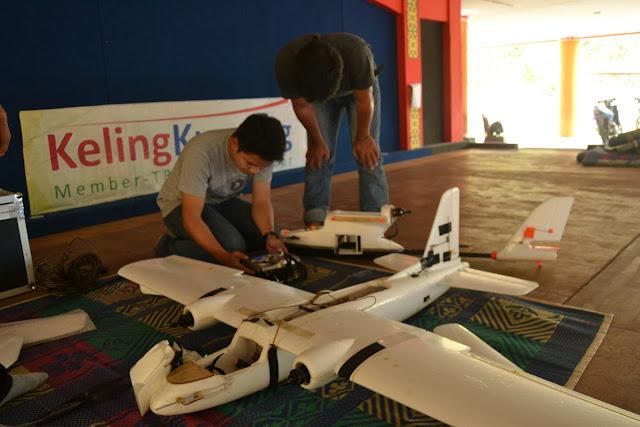 Komponen Penyusun Drone - Pemetaan Menggunakan Drone