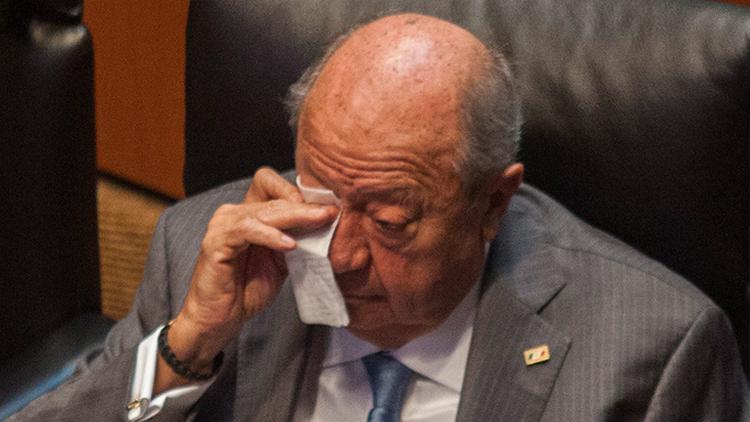 Confirmado: Sí habrá juicio político en contra de Romero Deschamps.