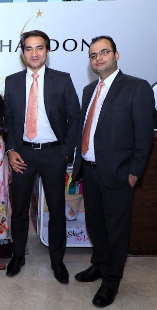 Navdeep Dalia with Dipak Sharma
