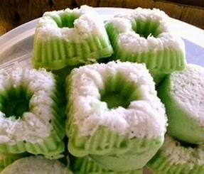 Cake Putu Ayu
