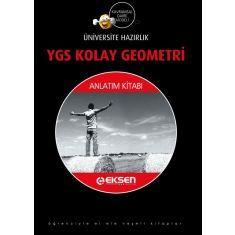 Eksen YGS Kolay Geometri Anlatım Kitabı