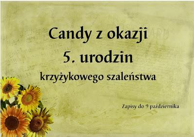 Candy w Krzyrzykowym Szaleństwie