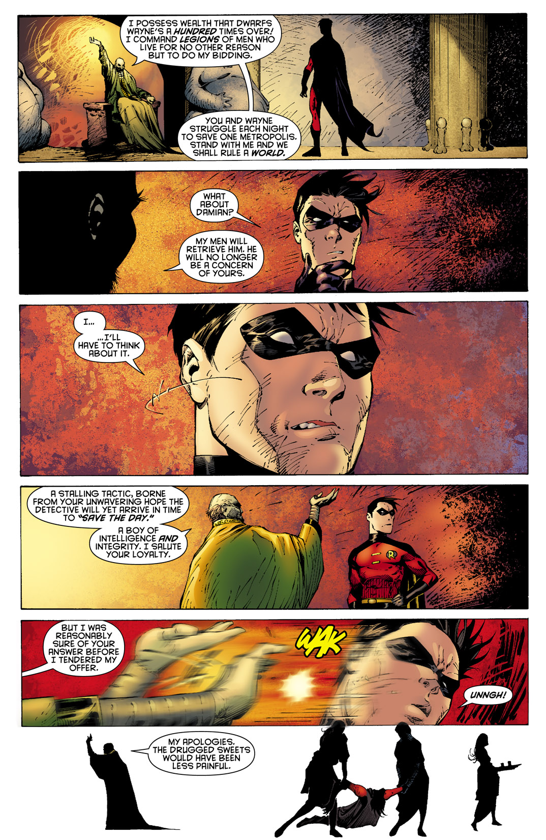 Detective Comics (1937) 838 Page 7