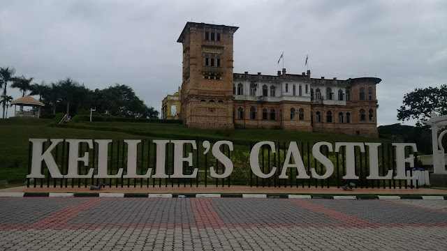 Gopeng, Ipoh Castle, Kellie's Castle, Malaysia attractions, Malaysia Castle, tourism, William Kellie Smith,