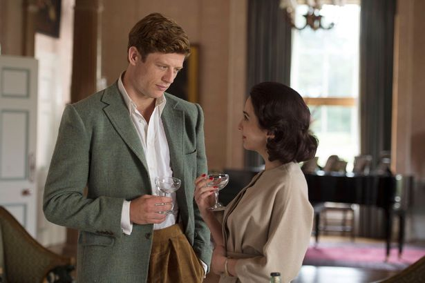 'Grantchester,' Series Two (2016) – Cozy British Mystery (and Romance!) at its Best. Review of the BBC series based on the novels. Text © Rissi JC