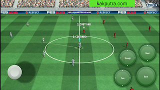 PES 2019 Mobile Android Graphics Patch Latest Version