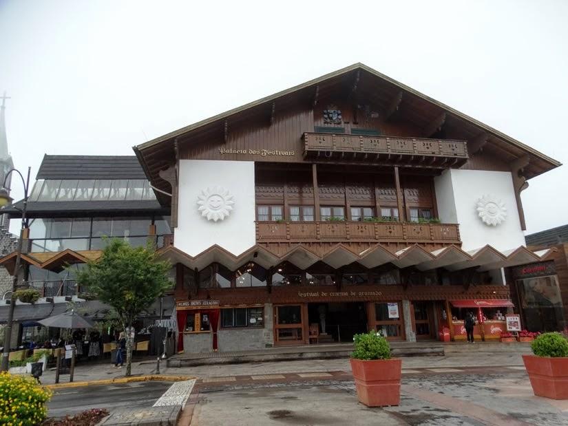 Palácio dos Festivais - Gramado - RS