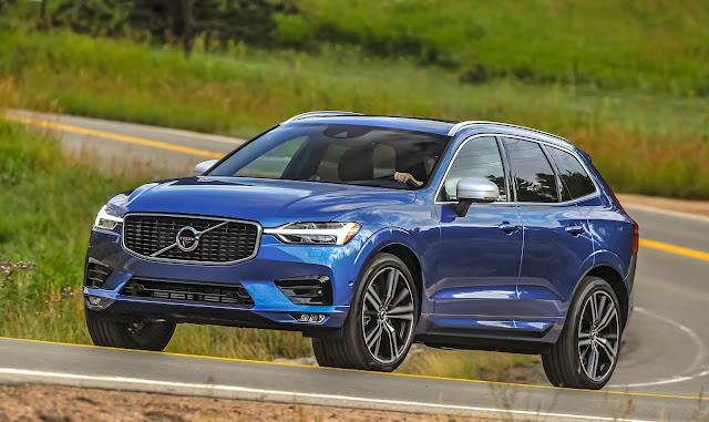 το νέο Volvo XC60 στην «Αυτοκίνηση FISIKON 2017»