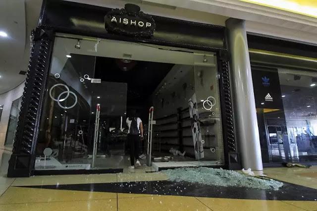 Saqueados al menos 460 establecimientos en Zulia, reporta Fedecáramas #apagón