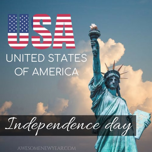 Independence Day USA Wishes | America Independence