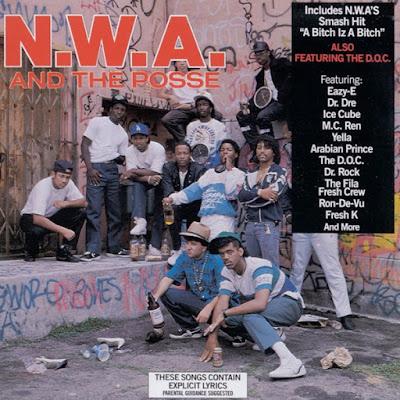 Discografía: N.W.A. [1987-2002]