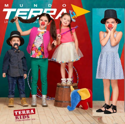 catalogo terra kids otoño invierno 2016