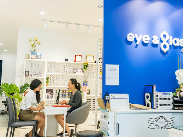 Eye & Glasses Optometrist @ Vantage Point, Jelutong, Penang