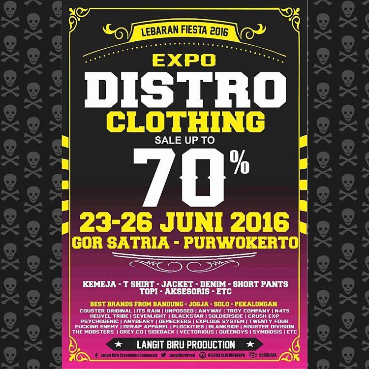 Expo Distro Clothing