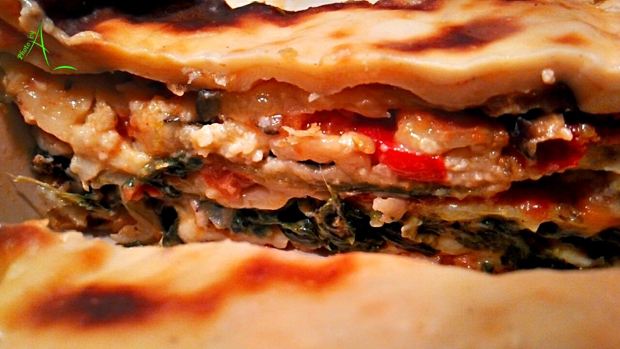 la cuisine de christine les lasagnes du soleil de christine