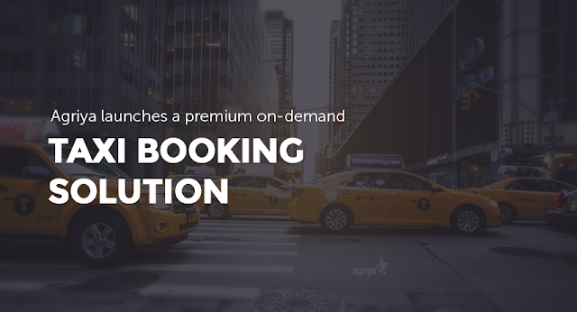 Agriya's Taxi Booking Solution