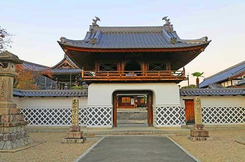 Hosenji Temple Seto, Aichi.