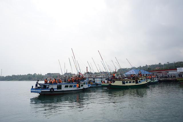 Road to Lampung Festival Krakatau 2017
