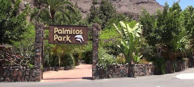 damazprowincji.blogspot.com, palmitos park, gran canaria, wyspy kanaryjskie