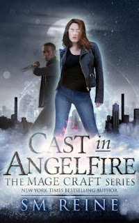 Cast in Angelfire by S.M. Reine