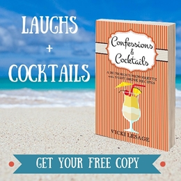 Get Confessions & Cocktails for free