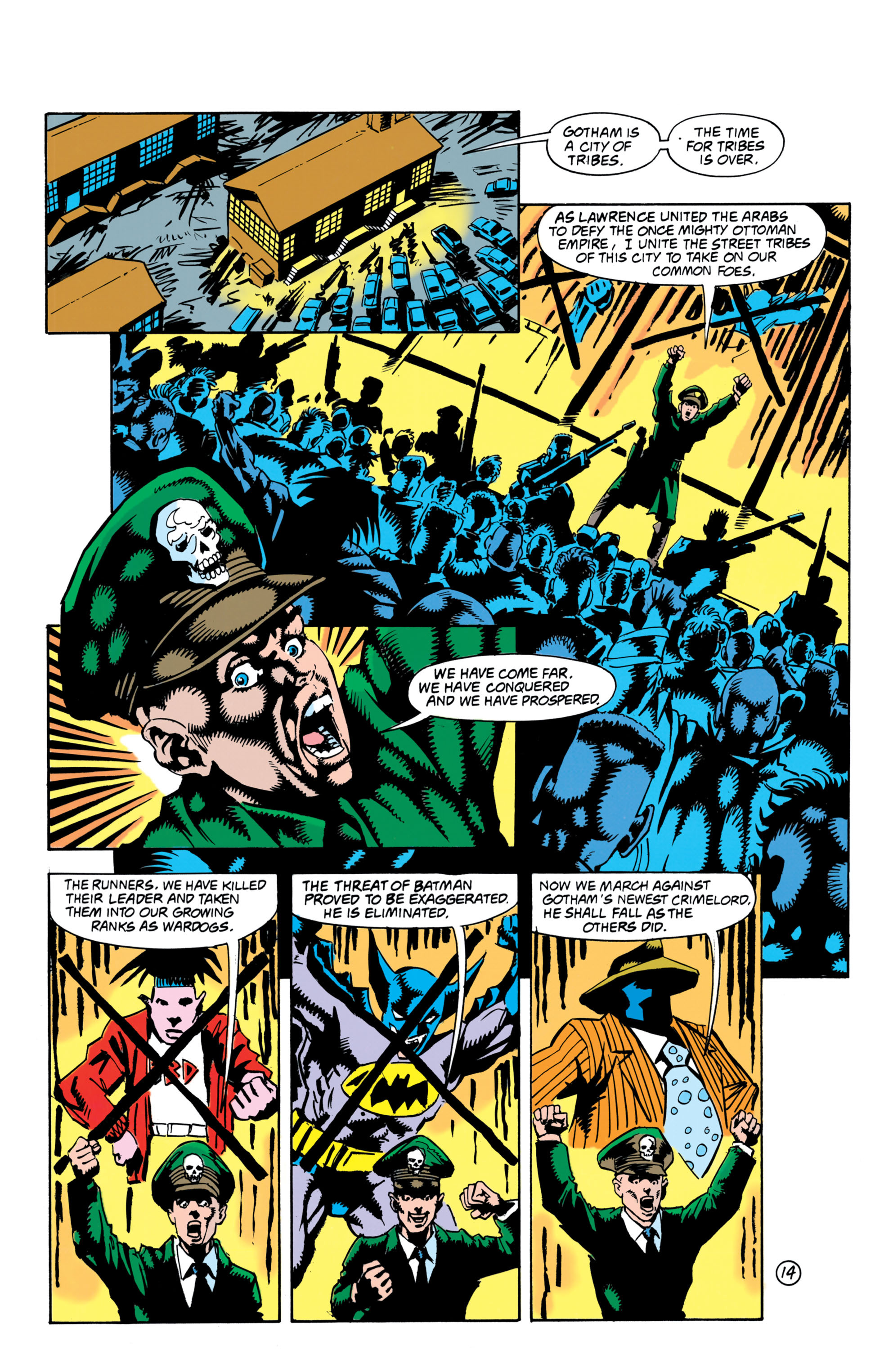 Detective Comics (1937) 655 Page 14