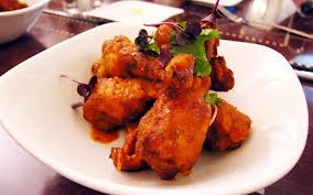 Zesty Firecracker Duck Wings- Carthay Circle