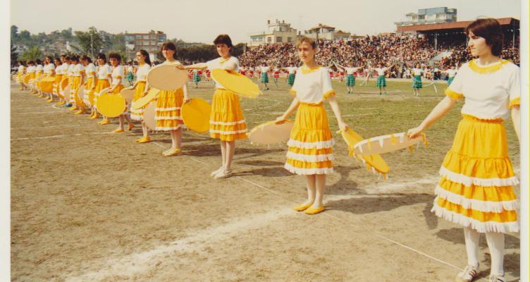19 Mayıs 1919 Atatürk'ü Anma ve Gençlik ve Spor Bayramı