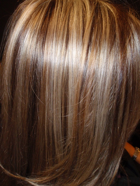 Chocolate Blonde Hair Color 37