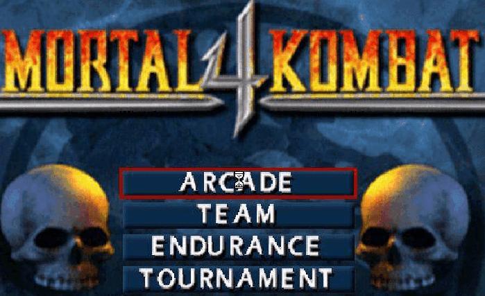 تحميل لعبة مورتال كومبات 4 Mortal Kombat للكمبيوتر برابط واحد
