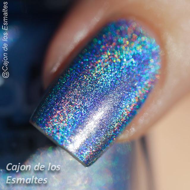 Esmaltes holográficos - Color Club - Halo Hues