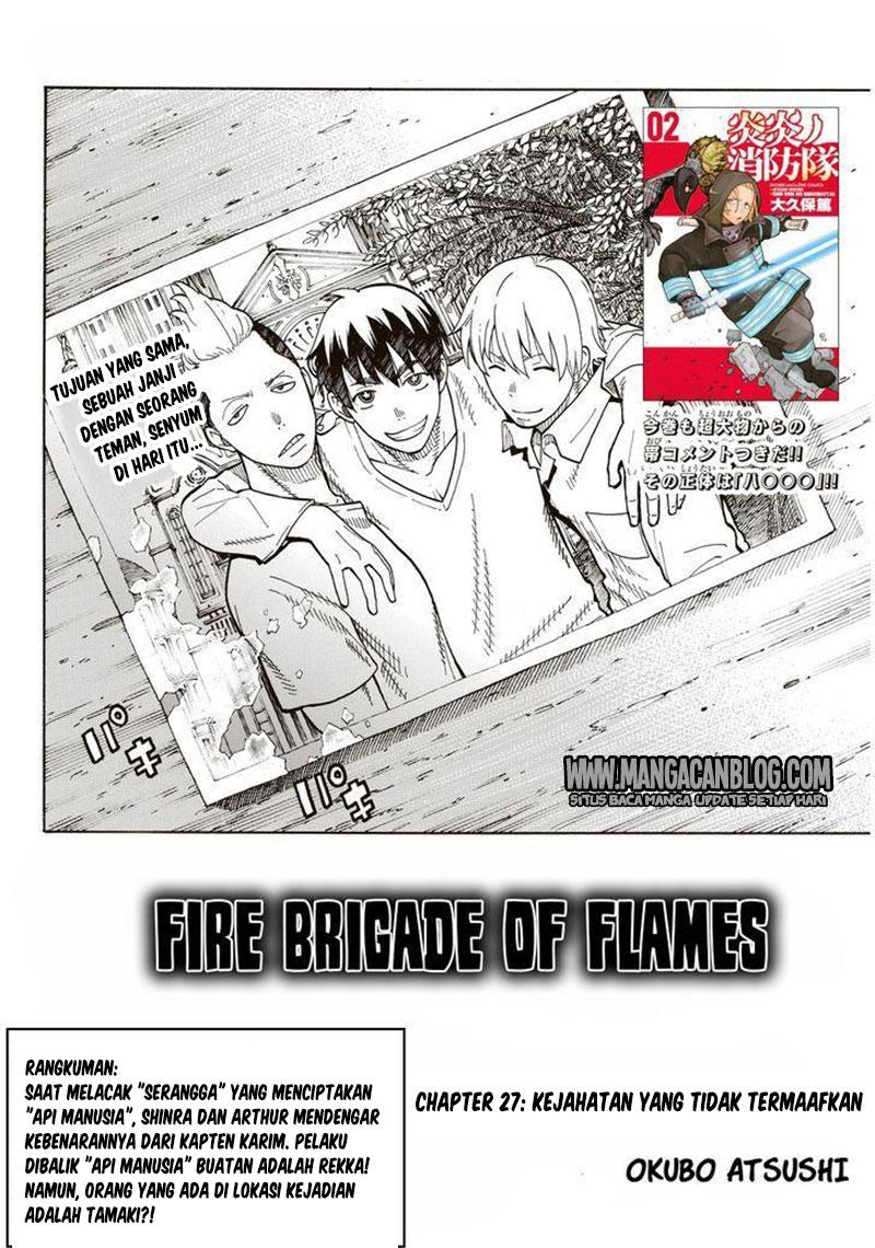 Komik fire brigade of flames 027 - kejahatan yang tak termaafkan 28 Indonesia fire brigade of flames 027 - kejahatan yang tak termaafkan Terbaru 2|Baca Manga Komik Indonesia
