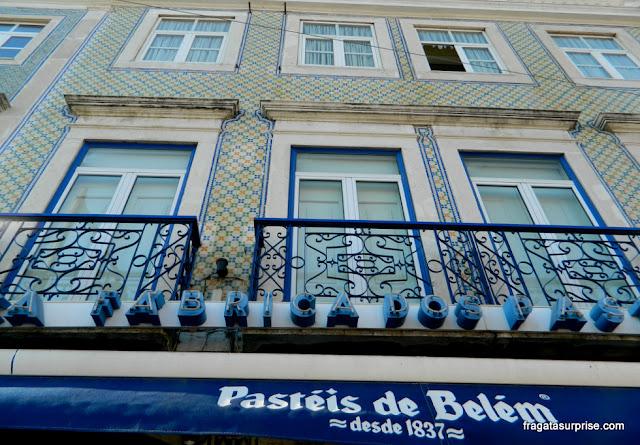 Fábrica de Pastéis de Belém, Lisboa, Portugal